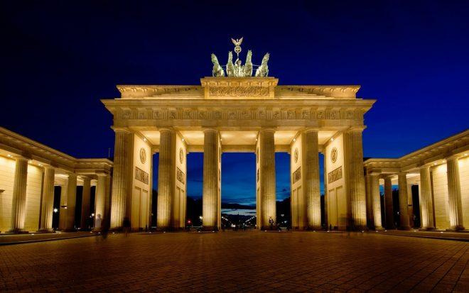 Shopping in Berlin