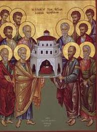 ag apostoloi